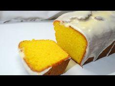 Un budín muy fácil de hacer, que también puedes preparar utilizando otros cítricos de tu preferencia. Además es una opción muy económica, así que manos a la obra! Pan Dulce, My Dessert, Almond Cakes, Diy Cake, Fabulous Foods, Pound Cake, Baking Pans, Afternoon Tea, Cupcake Cakes