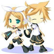 Cute chibi girls