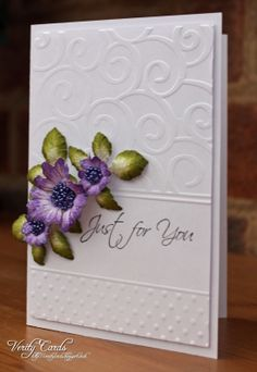 Verity Cards: Just for you