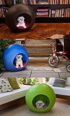 Cucha de diseño BUBBLE ♥ para perros medianos y chicos + ALMOHADÓN_PROVEEDOR