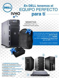 ¡Continuamos con los servidores Dell perfectos para ti!