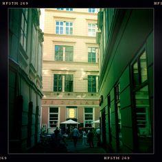 Café Diglas, Wien, Wollzeile 10, 1010 Wien. Foto: Moka Consorten