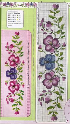 Thrilling Designing Your Own Cross Stitch Embroidery Patterns Ideas. Exhilarating Designing Your Own Cross Stitch Embroidery Patterns Ideas. Cross Stitch Bookmarks, Cross Stitch Rose, Cross Stitch Borders, Cross Stitch Flowers, Cross Stitch Charts, Cross Stitch Designs, Cross Stitching, Cross Stitch Embroidery, Embroidery Patterns