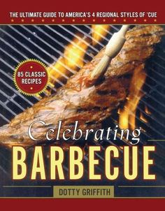 Like jazz, barbecue is a uniquely American original, and few subjects ignite more passion, excitement, controversy, and competition. In Celebrating Barbecue, Dotty Griffith, restaurant critic for The