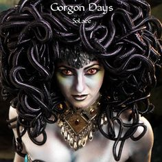 Solace Gorgon Days Cover