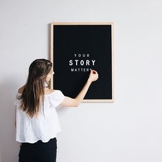 Telling a brand story is essential for brands to thrive today! Everybody's story is different, but connecting and mattering is at the foundation of great brand stories. Go ahead, lean in and tell your story!