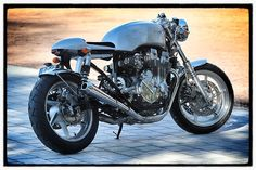 Cafe Racer Design Viewer Submission Honda CB 750 Sevenfifty @caferacerdesign