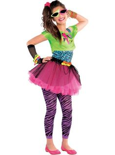 halloween costumes 80s work out