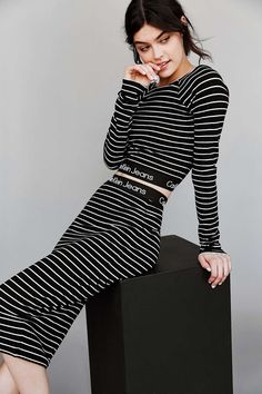 Calvin Klein For UO Set Tube Skirt