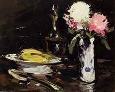 Still life, Samuel John Peploe. Scottish (1871 - 1935)