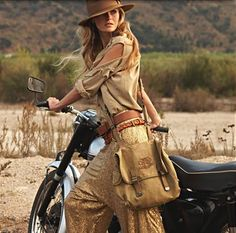Ralph Lauren summer 2009 ad campaign safari look