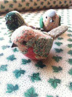 little blanket birds, Sarah Moore