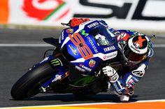 MotoGPバレンシアGP決勝:ロレンソがヤマハでのラストレースを勝利で飾る