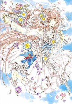 Kobato cover for Illustration book