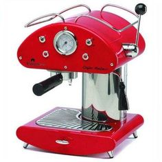 Retro Espresso Machine.