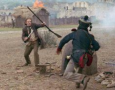 Davy Crockett - as portrayed by Billy Bob Thornton in 2004 The Alamo