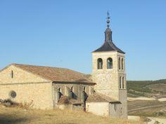 Veleta iglesia de Cogolludo