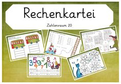 mathematik - Grundschulkram aus der Kruschkiste - DesignBlog