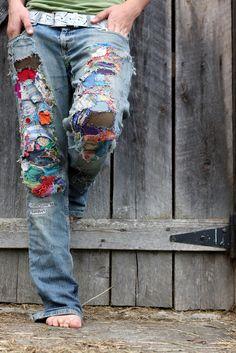 Individuality Pants   Flickr - Photo Sharing!