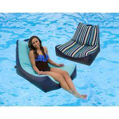 Sun Pleasure Tropical Tahiti Floating Lounge Stuff To