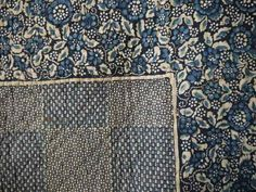 Antique quilt - Katherine Pole