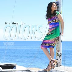 It's time for Tie Dye Skirt, Cocktails, Parties, Classy, Weddings, Summer Dresses, Colors, Skirts, How To Make