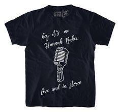 13 Reasons Why - Hey It's Me Hannah Baker Tshirt in India by Sillypunter