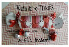 Valentine's Day Treat Holder for the Kids-Easy to Make