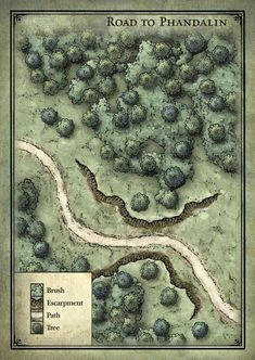 Image result for simple mine map dnd