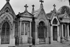 One of my favourite cemeteries: the Pere Lachaise in Paris