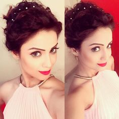 Naagin Drama Serial Co Actress Wishing Adaa Khan a Very Happy Birthday M...