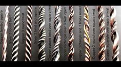 Coiling Wire on a Drill - Beaducation.com - YouTube