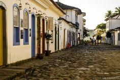Roteiro de final de semana - Paraty e Cunha