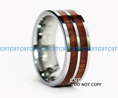 FREE LASER ENGRAVING, leave message when checking out what you want engraved on the inside of the ring**** 30 letter maximum!!! This listing is for a stunning top quality TUNGSTEN Carbide ring.  ** Read our policies before purchasing.  This ring is UNISEX and is made with a comfort fit design, great for Weddings, Anniversaries, Special Occasions like Fathers Day or maybe just a gift for yourself. The height of the ring is proportionate to the size. This listing Includes…