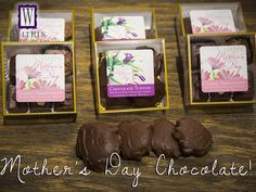 This Sunday is Mother's Day! Stop into Within and give your mom something sweet! Within has chocolate turtles for $8 & $16. Come browse our other Mother's Day gifts as well!
