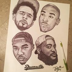 Dreamville Art