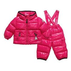Moncler Boys and Girls Suit MK054