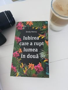 Iubirea care a rupt lumea in doua - Emily Henry Jane Austen, Book Lovers, Romantic, Feelings, Reading, Books, Ale, Movies, Tips