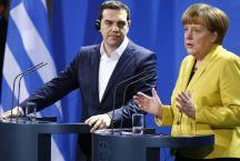 Tsipras-Besuch in Berlin: Merkel lehnt Reparationen an Griechenland ab