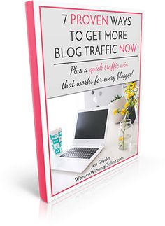 The old ways to get blog traffic don't work anymore. Learn the strategies on how to actually get blog traffic that work today!