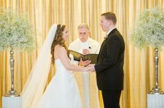 DC Real Wedding - The Mayflower Renaissance Hotel - Bergerons Flowers - Bergerons Event Florist Blog #weddingfloral #DCweddings