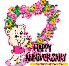 Happy Anniversary facebook cards | Anniversary Facebook Wall Greeting Images, Anniversary Facebook ...
