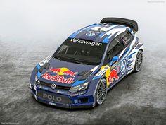 Volkswagen Polo R WRC Racecar