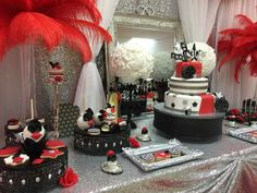 Fantastic Hollywood birthday party! See more party planning ideas at CatchMyParty.com!