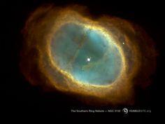 The Sountern Ring Nebula.