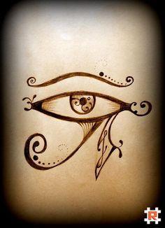 """Qual a diferença entre """"O Olho de Horus"""" e """"O Ollho que Tudo vê""""?"""
