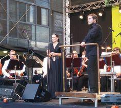Tarja Turunen classical concert with the Kymi Sinfonietta live at Kouvola, Finland,19/08/2016 #tarja #tarjaturunen #tarjalive PH: Linda Lavonen https://www.instagram.com/lav_linda/
