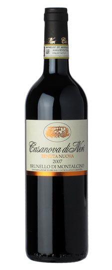 """2007 Casanova di Neri Brunello di Montalcino """"Tenuta Nuova"""" - loved tasting these wines in Montalcino"""