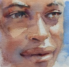 How to paint facial features with Hazel Soan
