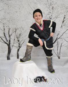 kristoff costume - Google Search